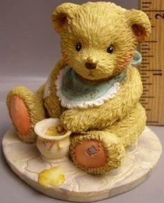 "Amazon.com: Cherished Teddies ""Benji""--Life Is Sweet, Enjoy: Home & Kitchen"