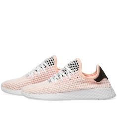 get cheap a8dde 63f07 Adidas Deerupt Runner White  Core Black 2