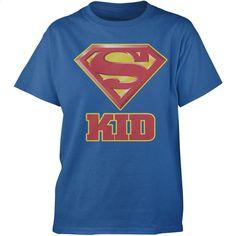 Superman Super Kid T Shirt, Hoodie, Sweatshirts - custom hoodies #hoodie #Tshirt