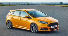 Ford Focus ST, precios para España - http://www.actualidadmotor.com/2014/12/24/ford-focus-st-precios-para-espana/