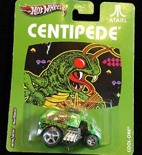 Hot Wheels Nostalgic Brands: Atari Centipede Cool One diecast vehicle Hot Wheels Display, 80 Tv Shows, Die Games, Toy Packaging, Bike Poster, Hot Wheels Cars, Quote Posters, Diecast, Pop Culture