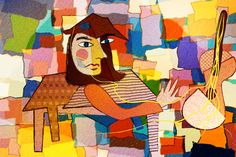 How to Create a Cubist Masterpiece in Illustrator - Tuts+ Design & Illustration Article