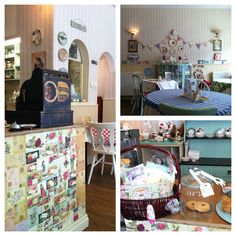 The Vintage Tearoom - Ilkley