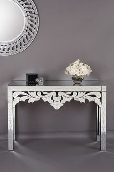 I love the idea of mirror furniture. I think it is very classic yet modern. It is quite an investment but is it worth it?