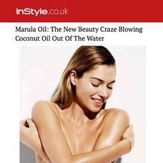Marula Oil | African Botanics Skincare - Read more at http://www.instyle.co.uk/fitness-wellbeing/marula-oil-the-new-beauty-craze-blowing-coconut-oil-out-of-the-water#5IhdawRvCVBuZE0S.99
