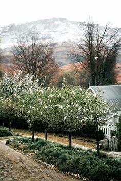 Cleopatra Mountain Farmhouse South Africa