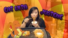 FIRE STYLE, SPICY RAMEN CHALLENGE + giveaway! (OVER) | mukbang (ASMR)