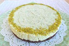 Ricette Cheesecake freddo Cheesecake al pistacchio