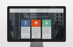 Asbahi Law Group Website Design by Nudge (Charleston)
