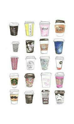 Cute wallpaper for all them starbucks lovers wallpapers - Cute coffee wallpaper ...