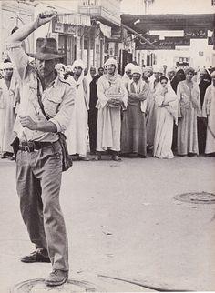 Harrison Ford . Indiana Jones