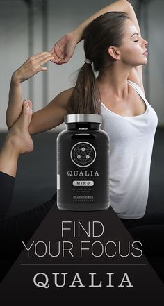 Qualia MIND provides the clarity, and energy needed to find your focus while giving your brain and body what it needs for optimal wellbeing. Meet Qualia MIND a broad-spectrum cognitive enhancer Healthy Brain, Brain Health, Brain Boosting Foods, Brain Connections, Brain Supplements, Meditation Music, Mindfulness Meditation, You Fitness, Fitness Goals