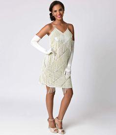 Ivory_Gold_Sequin_Fringe_Flapper_Dress_1.jpg (1095×1275)