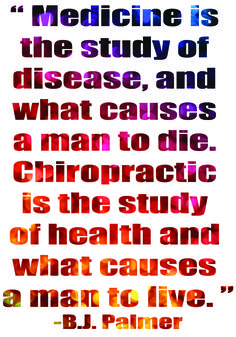 Join the health movement, visit a Chiropractor! #wellness #truehealthcare…