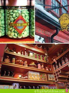 Harry Potter Zonko Joke Shop...I need to get to Wizarding World of Harry Potter stat!!!