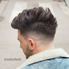 Cool Men Hairstyles 15 Cool Mens Fade Hairstyles  Men Hairstyles2016 Model Haircut And