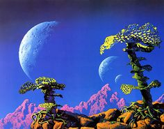 alien landscape science fiction image - Google Search