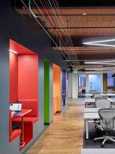 Slack Toronto Office | Dubbeldam Architecture + Design - Arch2O.com
