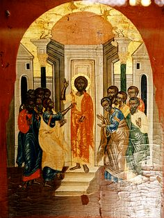 Earliest known image of Jesus Christ from the Coptic Museum in Cairo, Egypt