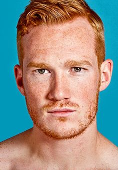 Olympic medalist Greg Rutherford ~ RED HOT 2015 Anti-Bullying Calendar - (November)