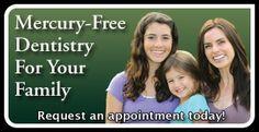 We are a Mercury-free dental office.  The Brand Wellness Center - Holistic & Natural Dentistry - Enlightened Dentistry in New York City http://enlightenedindigochild.webs.com/