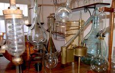 At the Muzeul de Istoria Farmaciei, or the Pharmaceutical Museum, in Sibiu, Romania