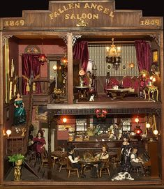 Fallen Angel Saloon that I know no longer exists.