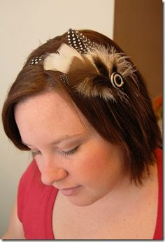This has a tutorial. I like that it has a good mixture of feathers.