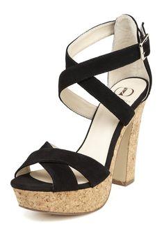 Malyssa Strappy Platform Sandal