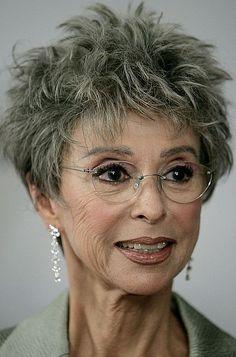 Rita Moreno last year at age 75.