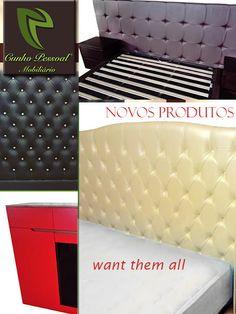 cunhopessoal® As nossas sugestões propostas para +estilo: Novos Produtos - want them all