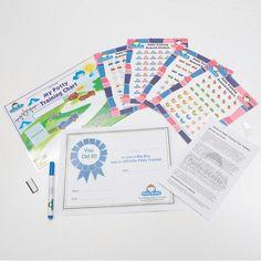 Potty Training Chart & Reward Sticker by Potty Scotty???