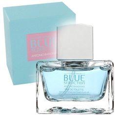 Blue Seduction 3.4 oz EDT for woman