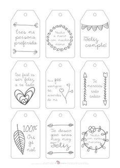 Nuevo descargable gratuito de etiquetas en www.miamandarina.es