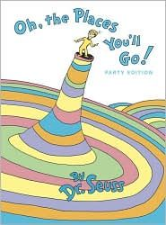 Oh, the Places You'll go! A certain person gave me this book when I graduated high school, still have it, love it and am now reading to my son. @Vern Rowser You should now who you are. Thank you so much for being so thoughtful...
