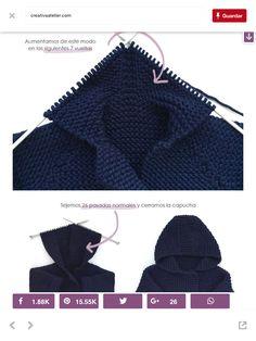 Baby Pullover, Crochet Bikini, Bikinis, Swimwear, Knitting, Fashion, Crochet Dolls, Knitted Baby, Cowls