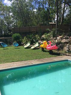 Garten Gestalten Mit Pool hängematte lösung für den fatboy garten gestalten planen