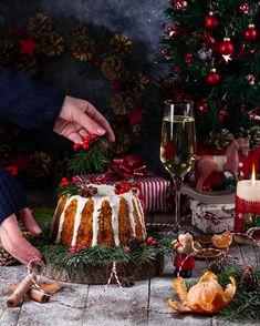 Christmas #gugelhupf cake Drinks, Christmas, Instagram, Food, Ring Cake, Drinking, Xmas, Beverages, Essen