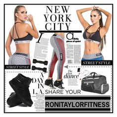 """RONITAYLORFITNESS.2"" by samirhabul ❤ liked on Polyvore featuring Casall and Anja"