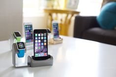 MacRumors Giveaway: Win a Duet Apple Watch and iPhone Dock From Antsy Labs