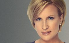 images of mika brzezinski Haircut | Mika Brzezinski On 'Obsession,' Her New Book About Food Addiction ...