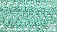 Roman Stripe Stitch Wrong Side