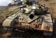 Т-64А образца 1972 г.