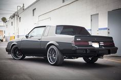 1987 Buick Grand National custom