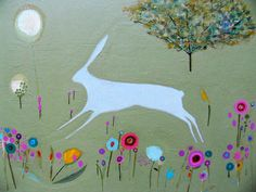 TFL0027 leaping-hare
