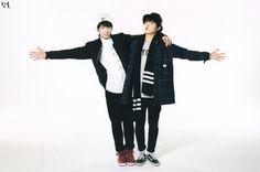 BTS on Japanese Magazine