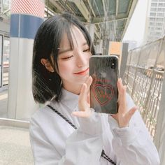 Ulzzang, Asian Girl, Phone Cases, Instagram, Type, Girls, Asia Girl, Daughters, Phone Case