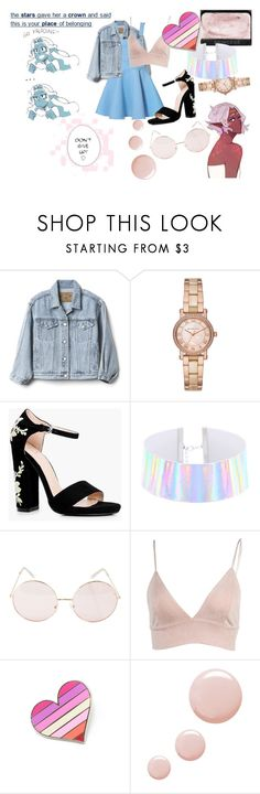 """""""Allura Princess of Altea"""" by anotherkidwithadream ❤ liked on Polyvore featuring Gap, Allura, Michael Kors, Boohoo, Hot Topic and Topshop"""