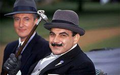 Love all things Agatha Christie.  Poirot