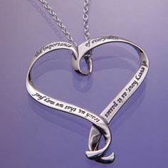 Jane Austen- The Importance of Every Day Pendant Necklace